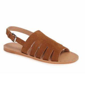 Halogen Nordstrom Jannie Slingback Sandal NEW